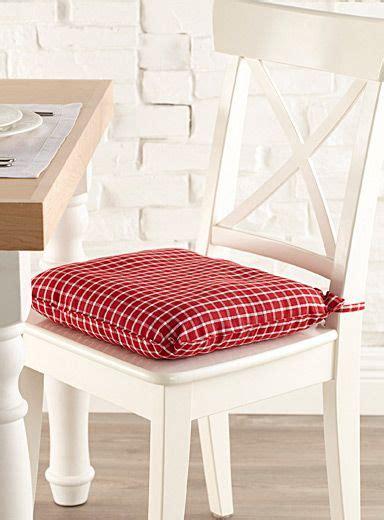 coussin chaise cuisine 1000 idées sur le thème coussins de chaise de cuisine sur
