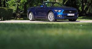 Ford Mustang 2 3 Ecoboost Fiche Technique : essai ford mustang convertible 2 3 ecoboost ~ Maxctalentgroup.com Avis de Voitures