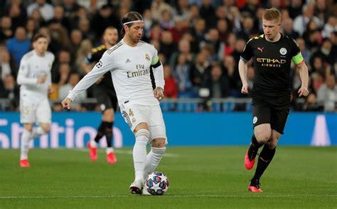 ¡ATENCIÓN! Manchester City vs. Real Madrid por la ...