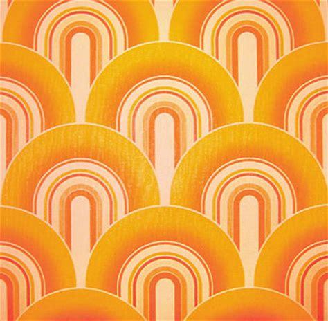 gloria yellow retro tapete gloria retro tapeten