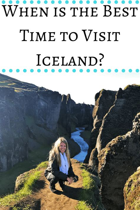 Best Time To Visit Iceland When Is The Best Time To Visit Iceland She Went To Spain