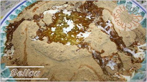 cuisine marocaine ramadan recette de sellou la cuisine marocaine maroc recettes