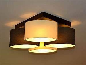 Wohnzimmer Deckenlampe : deckenlampe deckenleuchte lampe leuchte 4 flammig edles ~ Pilothousefishingboats.com Haus und Dekorationen