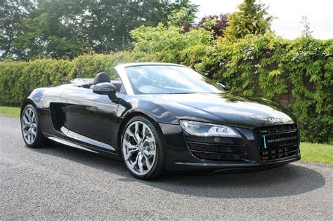 Audi R8 Spyder V10 Quattro For Sale  Stratford Upon Avon