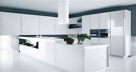 modern white kitchen design ideas home design lover