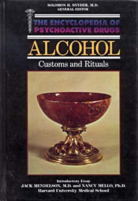 erowid librarybookstore alcohol customs  rituals