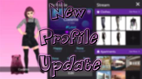 avakin profile update
