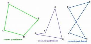 Image Gallery Concave Quadrilateral