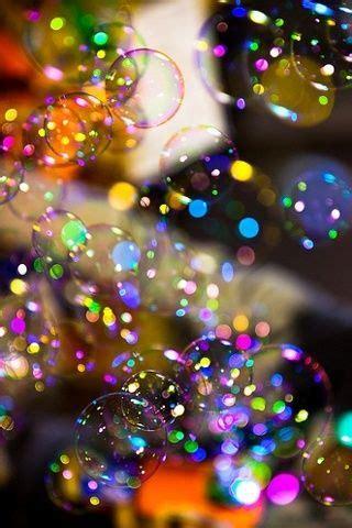 Colorful Bubbles Screensaver