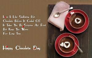 happy chocolate day   quotes wishes sms