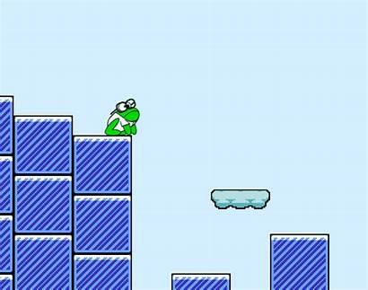 Moving Platforms Platform Cloud Ride Phaser Frog