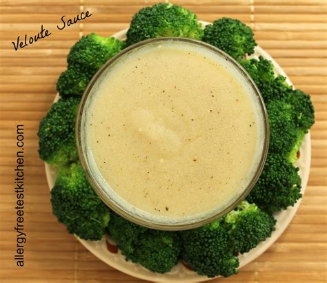 veloute sauce veloute sauce allergy free test kitchen