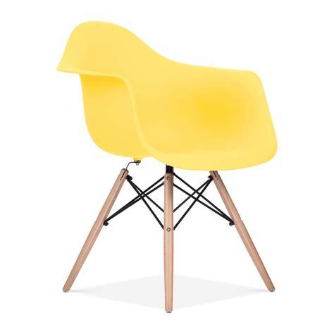 chaise de bureau jaune chaises jaunes