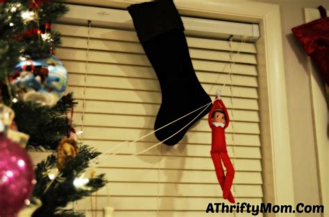 Easy Ideas For Elf On The Shelf