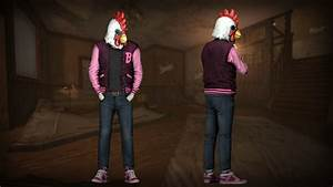 Neon Pink Jacket    Jacket  Payday 2  U0026gt  Skins  U0026gt  Heisters