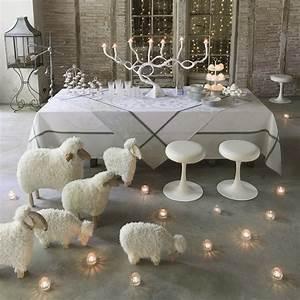 Tovaglie natalizie 2017: Zara Home, Maisons du Monde, Ikea, eleganti e bianche DireDonna