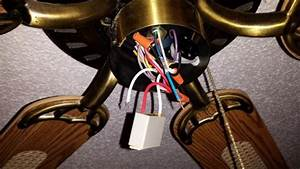 Ceiling fan light pull chain doesnt work : Ceiling fan light kit doityourself community forums