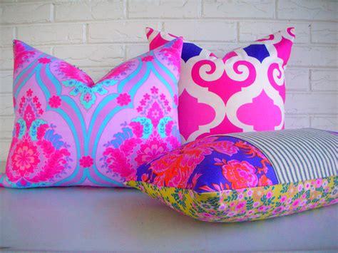 Extraordinary Colorful Decorative Pillows Designer