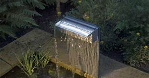 fontaine niagara par meseo With amenager un jardin paysager 13 fontaine bassin leroy merlin
