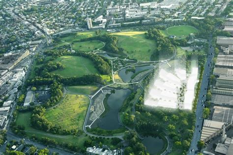 residential home designers four teams compete to design sydney park apartments