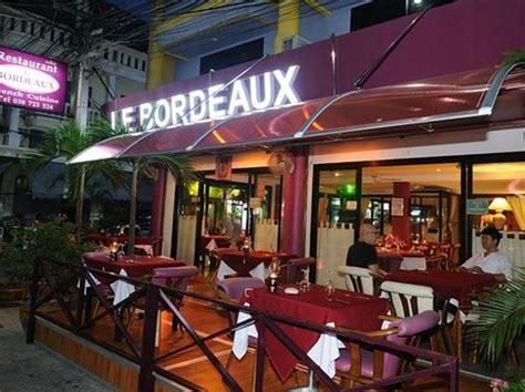inspire pattaya 10 discount for inspire le bordeaux guest at le bordeaux restaurant