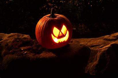 Halloween Pumpkin Wallpapers Night Desktop Backgrounds Scary