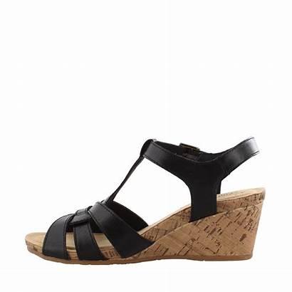 Boc Wedge Sandals Shoes Womens Peltz