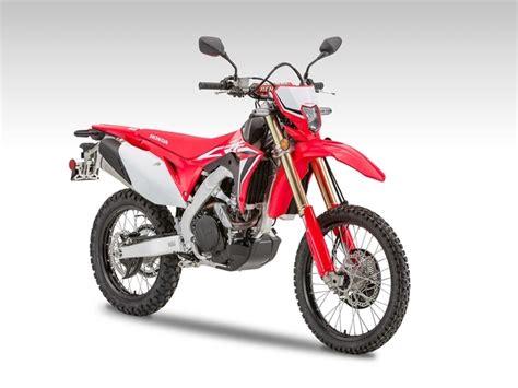 honda motocross 2020 2020 honda crf motocross and road models unveiled