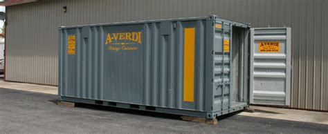Storage & Shipping Containers  Local New York Averdi