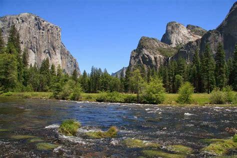 Travel Trip Journey Yosemite National Park California