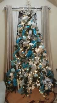 blue christmas tree decorations 1000 ideas about blue