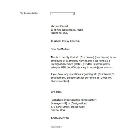 employee letter sample format  writing  letter