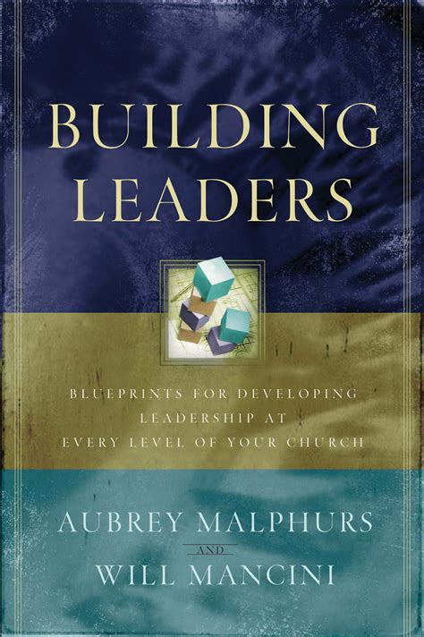 malphurs building leaders book summaries