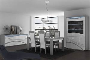 Salle A Manger Moderne : salle manger moderne houston magasin de meubles port de bouc marseille depuis 60 ans ~ Teatrodelosmanantiales.com Idées de Décoration