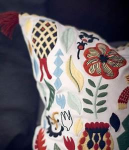 Kissen Mit Blumenmotiv : 167 best images about ikea textilien kissen co on ~ Sanjose-hotels-ca.com Haus und Dekorationen