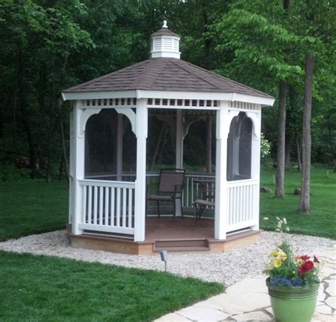 vinyl gazebo kits gazebo kits by alan s factory outlet nationwide delivery 3277