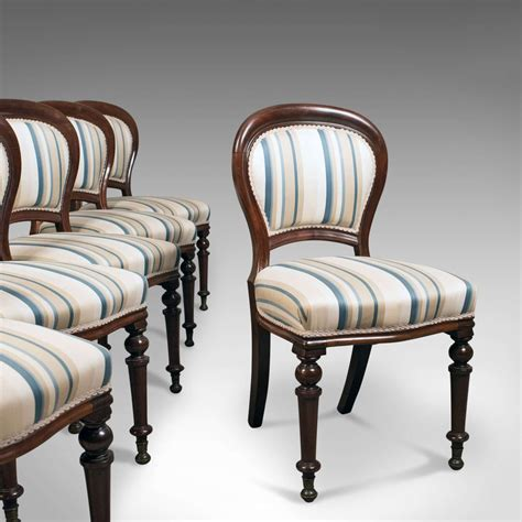 mahogany dining chairs for set of six antique dining chairs 9106
