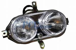 Headlight Assembly Scooter For Gy6 50cc 150cc Moped
