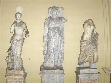 vatican museum statues  unknown statues saint