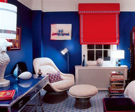 15 Tips for Interior Decorating with Bright Red Color