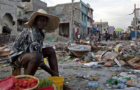 Haiti Tremblement De Terre 2014 by Ha 239 Ti Souligne Le Quatri 232 Me Anniversaire Du S 233 Isme Le Devoir