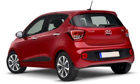Listino Hyundai I10 Prezzo  Scheda Tecnica Consumi