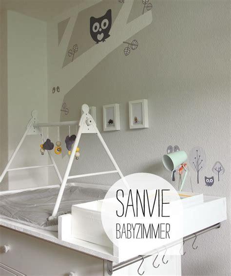 Babyzimmer Ideen Gestaltung Wände Streichen by Babyzimmer W 228 Nde Gestalten Ideen