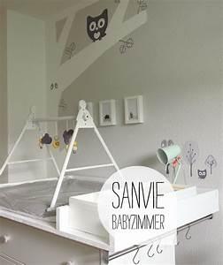 Babyzimmer Wandgestaltung Ideen : babyzimmer w nde gestalten ideen ~ Sanjose-hotels-ca.com Haus und Dekorationen