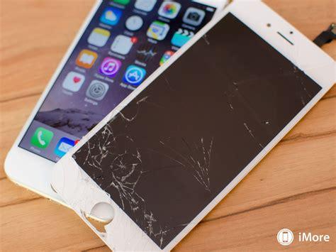 fix  broken iphone  screen   minutes imore