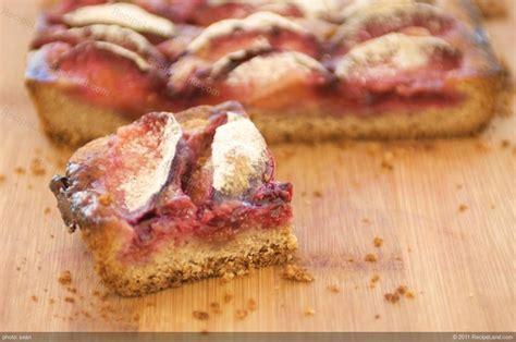 pflaumenkuchen plum cake recipe
