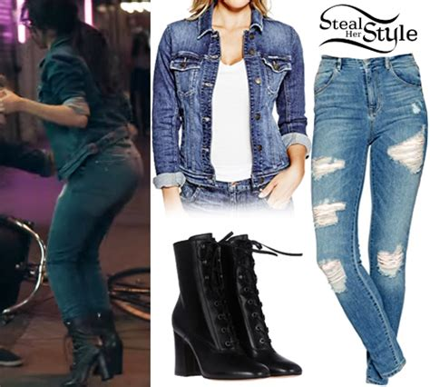 Camila Cabello: 'Havana' Music Video Outfits | Steal Her Style