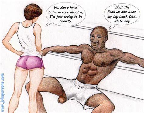 Black basketball jocks make white chick suck on his huge black cock - CartoonTube.XXX
