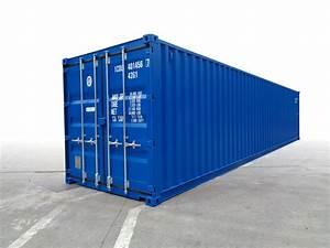 40 Container Gebraucht : 40 fu container container kaufen und container mieten ~ Markanthonyermac.com Haus und Dekorationen