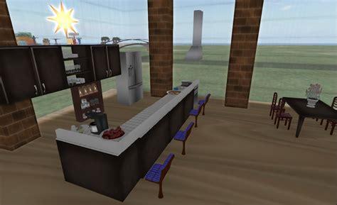 minecraft cuisine maison moderne dansminecraft